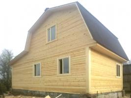 Дом из бруса 6х9 Смоленская область