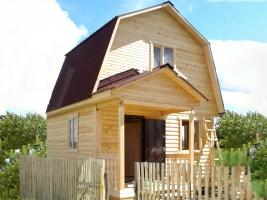 Садовый домик 4x5 в Смоленской области