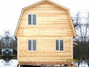 Дом из бруса 6х4 Тульская область