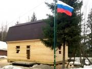 Дом 6х9 без отделки в Ленобласти